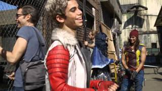 getlinkyoutube.com-Descendants Behind The Scenes (Set it Off) - The Villains' Home | Official Disney Channel Africa