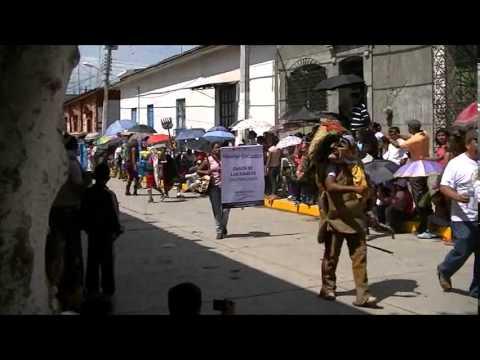 Desfile agosto de 2014  Tixtla