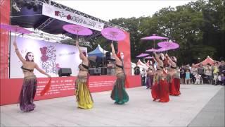 getlinkyoutube.com-嘉義火焰舞蹈團  / 日本・台湾祭りin上野