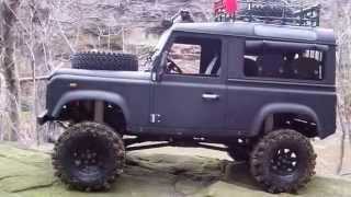 getlinkyoutube.com-RC4WD Gelande 2 overview and trailing video.