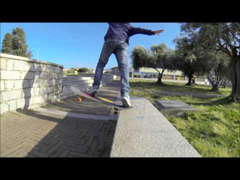 Marcolino Slide in Skate
