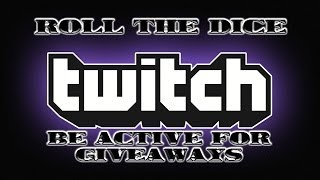 getlinkyoutube.com-Rolling the Dice for Giveaways on Twitch
