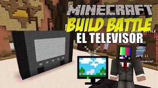getlinkyoutube.com-Minecraft: Build Battle, Mi Viejo Televisor