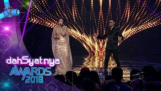 DAHSYATNYA AWARDS 2018 | Via Vallen Feat Judika,