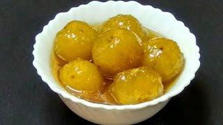 getlinkyoutube.com-Amla Murabba Recipe | Gooseberry Recipe .