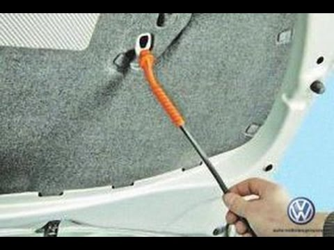 Замена ламп ближнего света на фольцваген поло седан