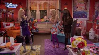 getlinkyoutube.com-Liv and Maddie - Triplets! - Official Disney Channel UK HD