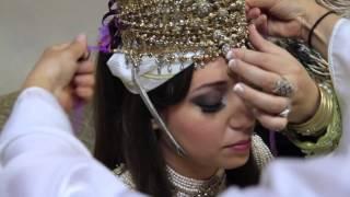 getlinkyoutube.com-Algerian wedding by Vanessa Elle عرس الجزائري