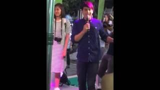 getlinkyoutube.com-เจมส์ จิรายุ เต้นเพลงรถบั๊ม AIS LIVE 360 @CHIANGMAI
