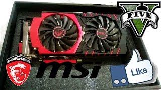 getlinkyoutube.com-MSI GTX 960 Gaming 4G - GTA V In-Depth Benchmark - Best GPU for GTA V?