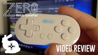 getlinkyoutube.com-8Bitdo Zero Bluetooth GamePad Video Review - Game Usagi Opens
