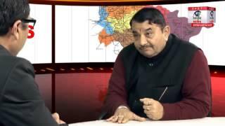भ्रष्टाचार के लिए विभाग बाँट रखे हैं हरीश रावत ने - उमेश शर्मा (काऊ) से विस्तृत चर्चा
