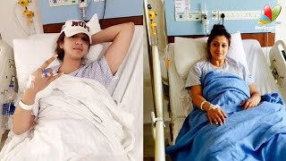 getlinkyoutube.com-Actress Lakshmi Rai Undergoes Surgery | Hot Tamil Cinema News