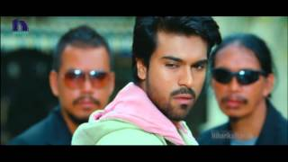 getlinkyoutube.com-Ram Charan, Ravi Babu Comedy Fight Scene - Racha Movie Scenes - Ram Charan, Tamanna
