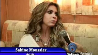 Entrevista Sabine Moussier