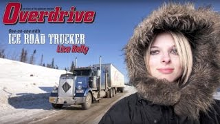 getlinkyoutube.com-Overdrive's one-on-one with Ice Road Trucker Lisa Kelly