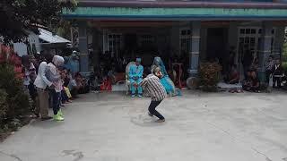 Kuntau, Silat khas Suku Banjar di acara Pernikahan