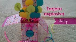 getlinkyoutube.com-Tarjeta Explosiva (Stand up) + Sencilla