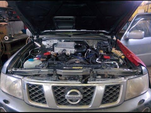 Nissan Patrol - Комплекс Доработок мотора ZD30, Чип-Тюнинг, обслуживание топливной системы
