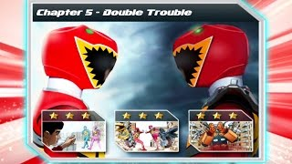 getlinkyoutube.com-POWER RANGERS: DINO CHARGE RUMBLE - Chapter 5 - DOUBLE TROUBLE