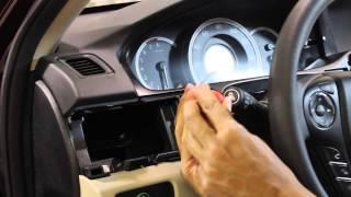getlinkyoutube.com-2013-2014 Honda Accord LCD Screen Removal