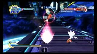 getlinkyoutube.com-Sonic Generations - Hyper Shadic VS Hyper Perfect Nazo