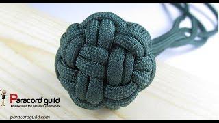 getlinkyoutube.com-How to tie a globe knot