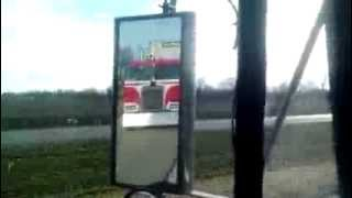 "getlinkyoutube.com-""Last of a Dying Breed""- Kenworth K100 Cabover and W900L Cow Trucks- Westbound and Down Illiana I-70"