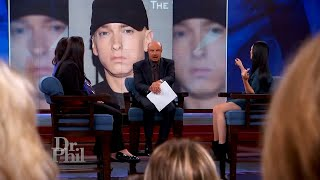 getlinkyoutube.com-Teen Says She Believes Rapper Eminem Is Her Father