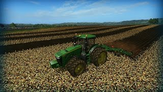Farming Simulator 17 | Bedford County:  Manure and Ripping