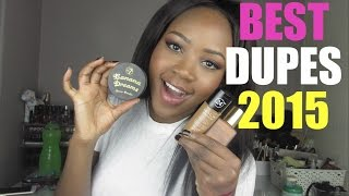 getlinkyoutube.com-BEST DRUGSTORE DUPES OF 2015