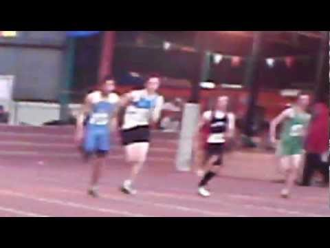 Leinster Indoor U17 Boys 60m 2012 Final