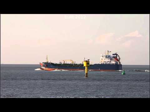Click to view video ARDEA - IMO 9503902 - Germany - Elbe - Otterndorf - 27.09.2014