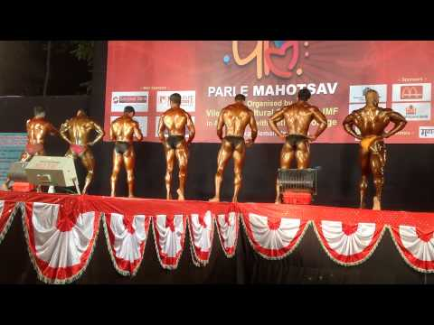 HAVEMORE PARLE MAHOTSAV SHREE 2013 Bodybuilding Competition Finalist