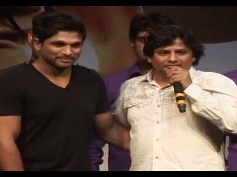 Surender Reddy emotional speech @ Race Gurram Success Meet - Allu Arjun, Shruti Haasan, Brahmanandam