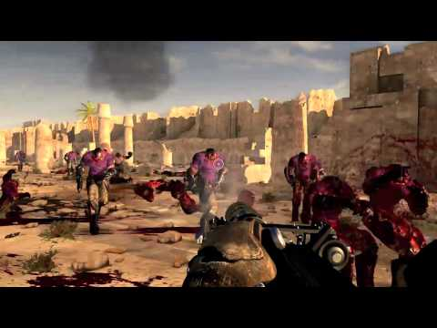 Serious Sam 3: BFE - Serious Chaos Trailer (PC, PS3, Xbox 360)