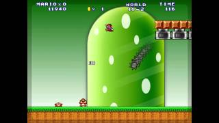 Mario Forever 2014 - World 11 by 2233 Walkthrough [HD]