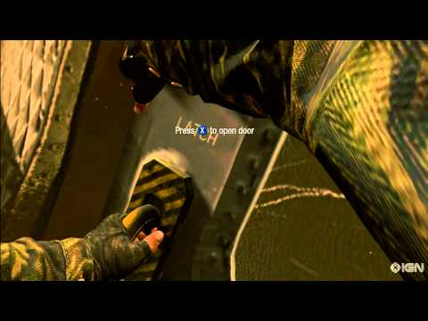 Call of Duty: Black Ops -- Victor Charlie, Clip 1: Sinking