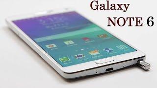 getlinkyoutube.com-Samsung Galaxy Note 6 Specs & New Features