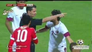 getlinkyoutube.com-هدف مباراة البحرين وقطر 1-0 I خليجي 21 - HD