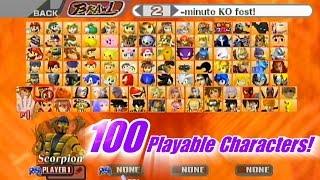 getlinkyoutube.com-100 Characters Mod in Smash Bros Infinite! How to download!