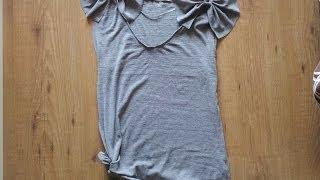 getlinkyoutube.com-Cómo renovar una camiseta vieja (DIY) | facilisimo.com
