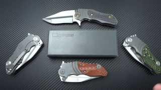 getlinkyoutube.com-Mikkel Willumsen Custom Urban Dagger: Big, mean sumbitch