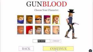 getlinkyoutube.com-Let's Play Flash - Gunblood