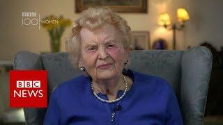 93-year-old spy still keeping war secrets - BBC News width=