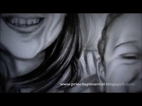 Desenho em grafite _Priscila Pimentel #10
