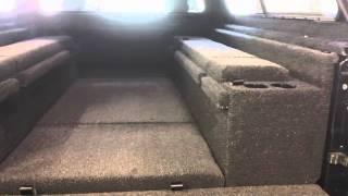 "The Sportsman ""Carpet Kit"" On 2011 Dodge Ram 1500 Short Bed Pickup"