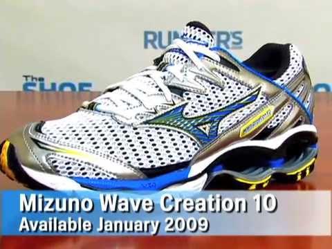 Mizuno Wave Creation 10 - Runner's World Shoe Lab