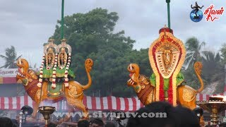 நல்லூர் கந்தசுவாமி கோவில் 8ம் திருவிழா 04.08.2017