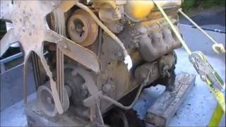 Detroit Diesel 8v71 Project part 1